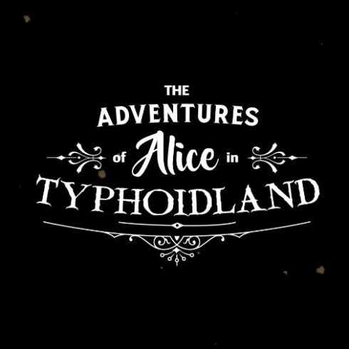Alice in Typhoidland Image